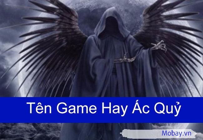 Tên Game Hay Ác Quỷ
