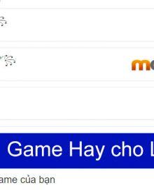 Tên game hay cho Linh